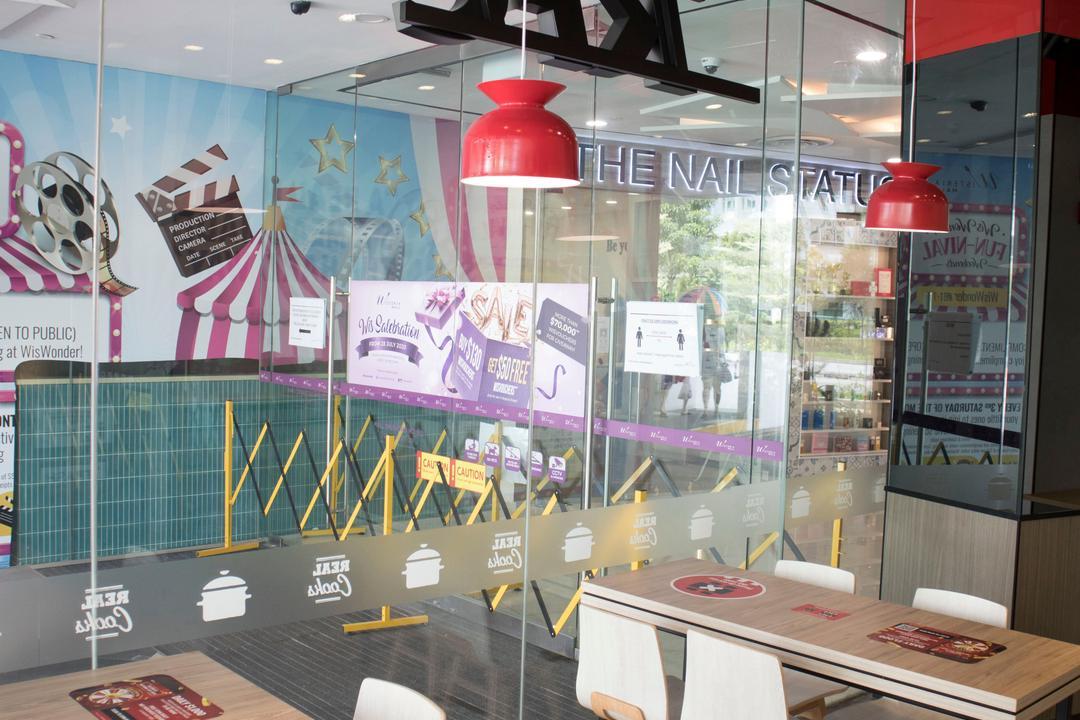 Yishun Ring Road, Gridline Design Lab, Vintage, Commercial