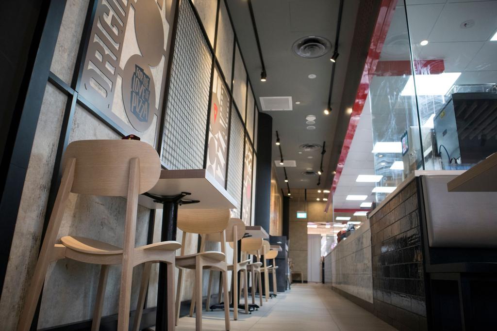 Paya Lebar Road, Commercial, Interior Designer, Gridline Design Lab, Contemporary, Industrial