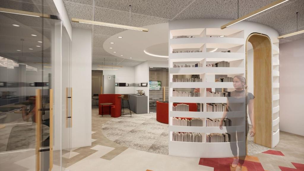 Scotts Road, Commercial, Interior Designer, Gridline Design Lab, Contemporary