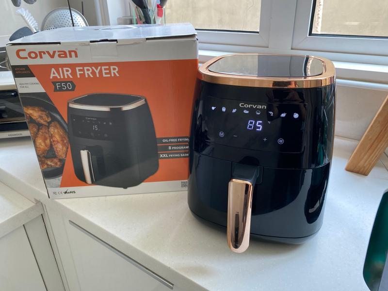 corvan air fryer