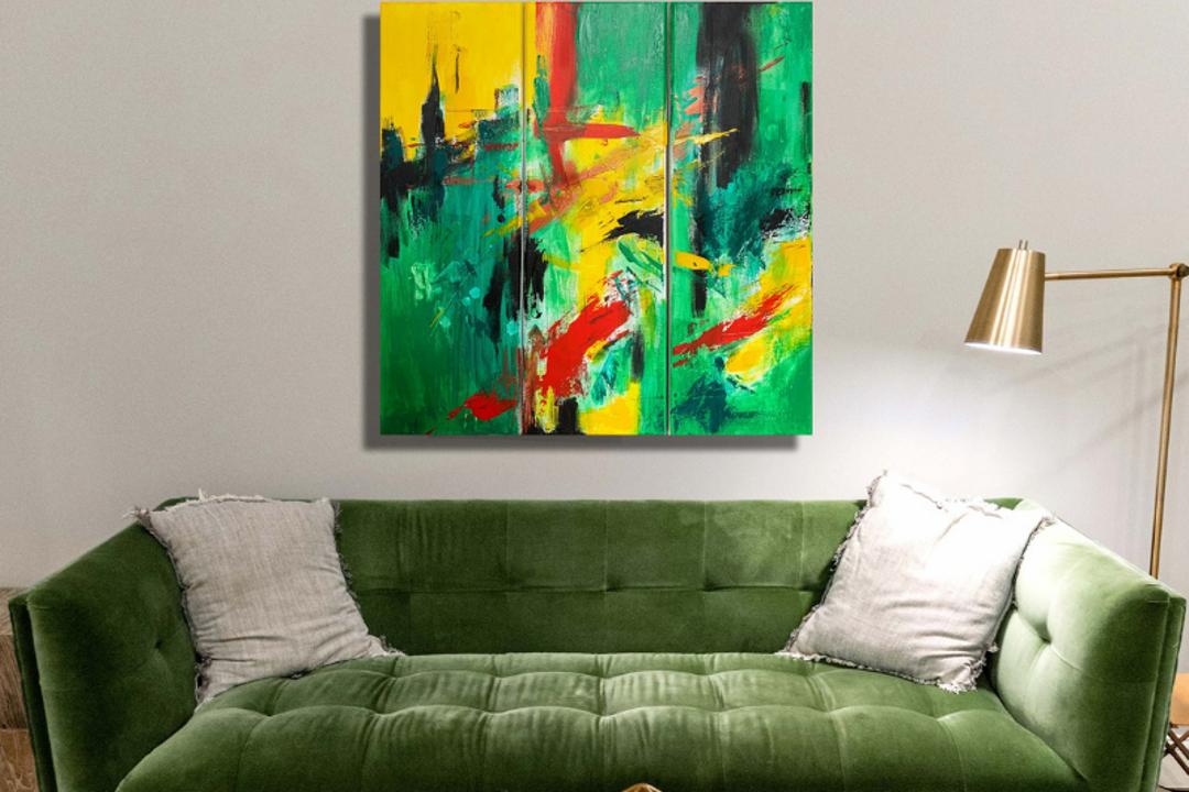 5% off prints & canvas artworks 1