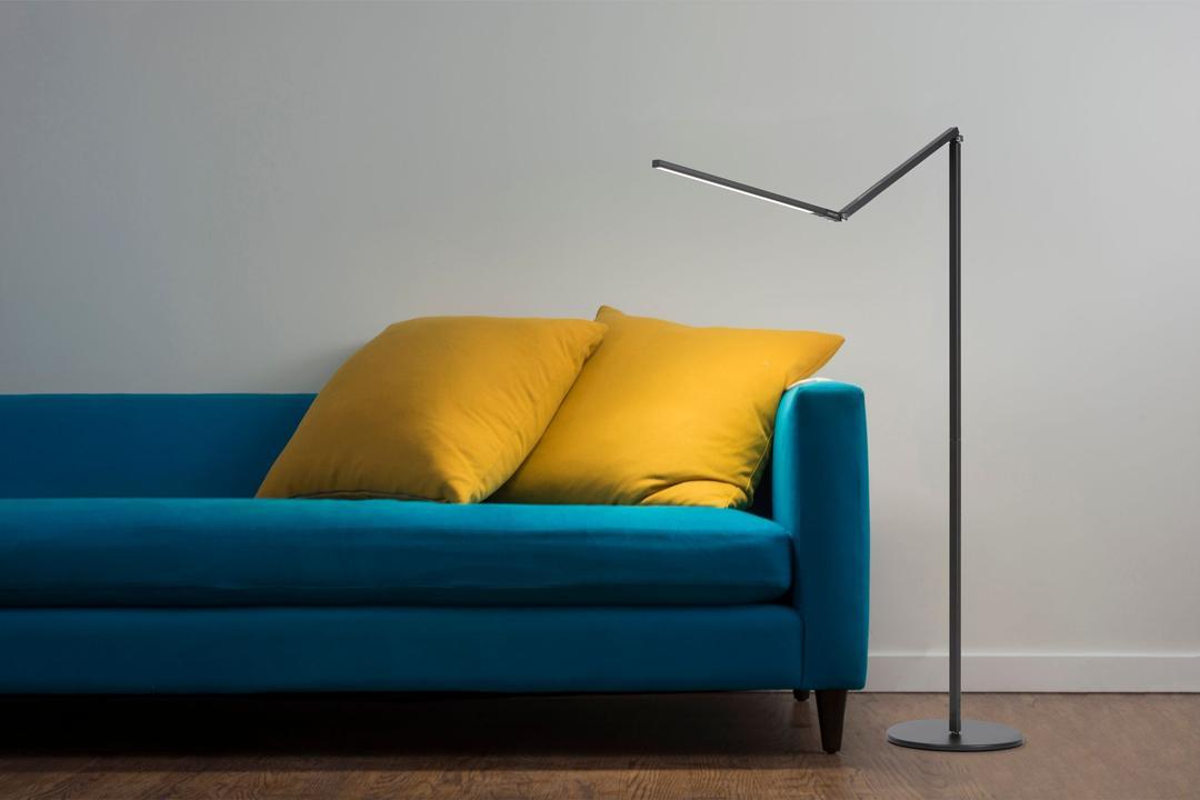 Koncept LED Z-Bar Floor Lamp