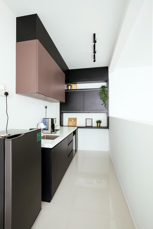 Modern, Landed, Cheras Vista, Bandar Mahkota Cheras, Interior Designer, GI Design Sdn Bhd, Contemporary