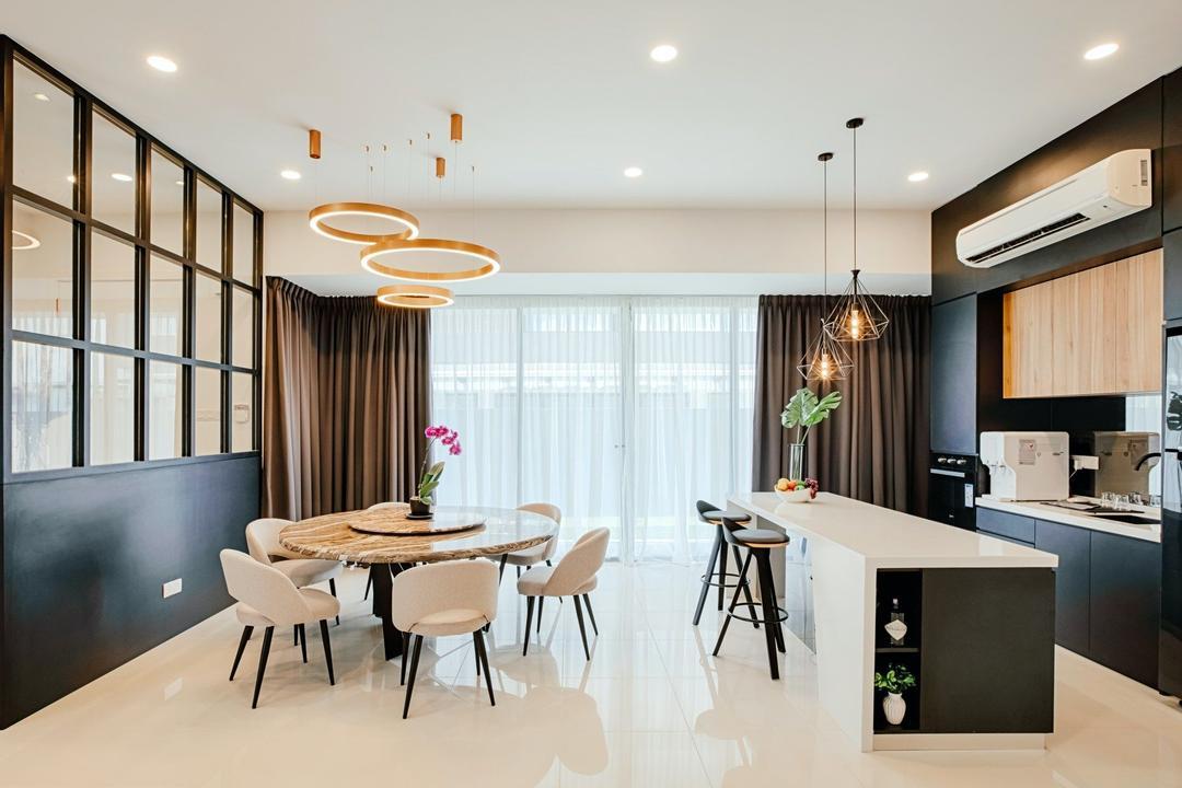 Cheras Vista, Bandar Mahkota Cheras, GI Design Sdn Bhd, Modern, Contemporary, Landed