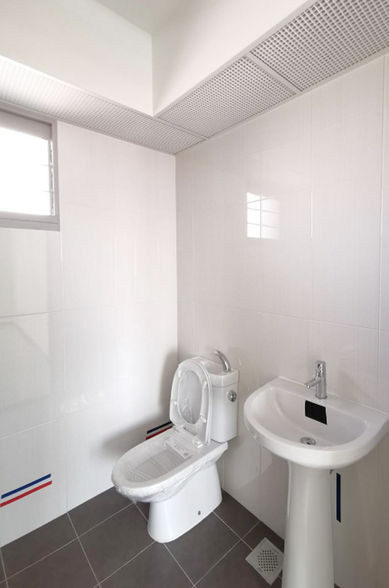 how to maintain your bto toilet