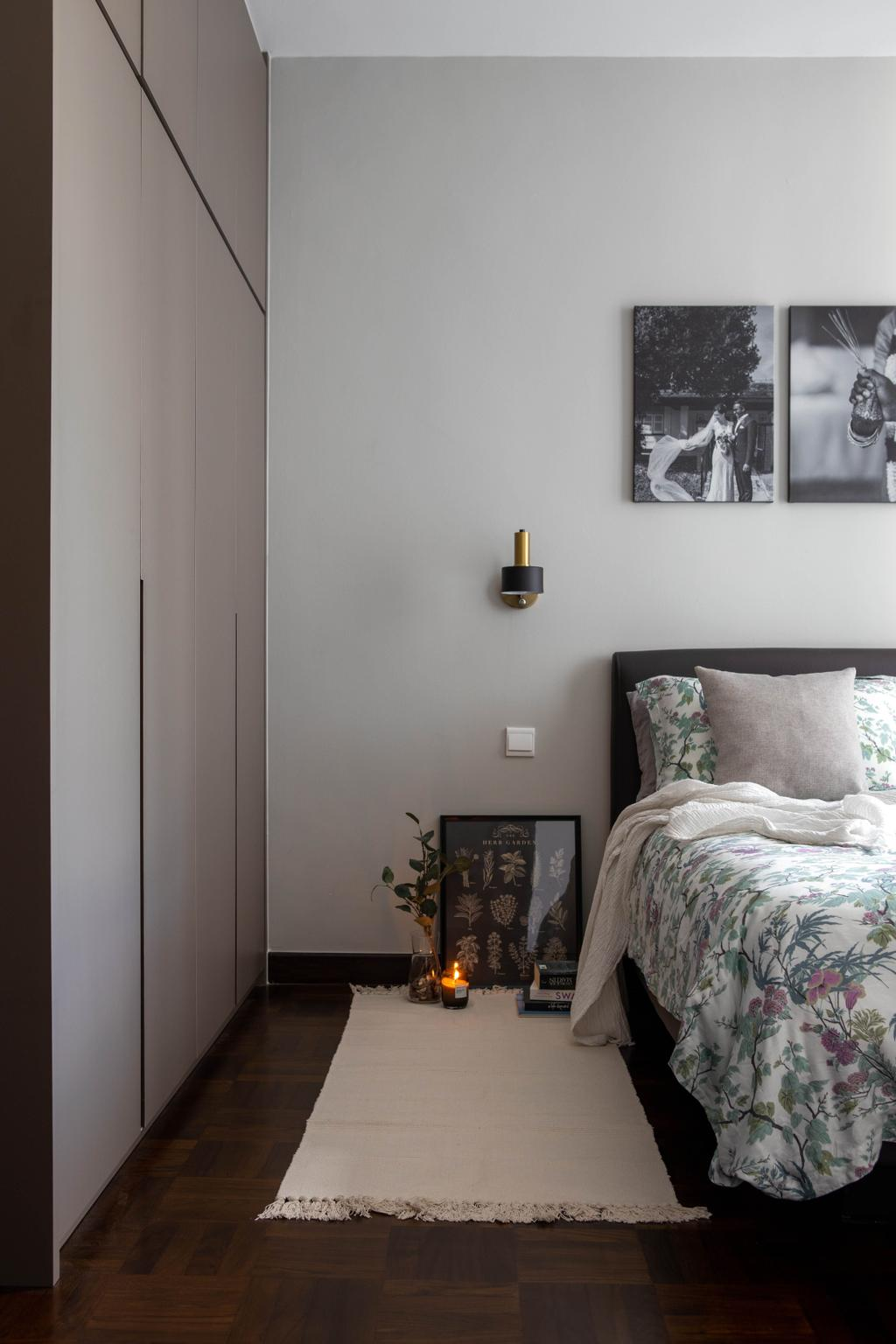Modern, Condo, Bedroom, Central View, Interior Designer, Authors • Interior & Styling, Contemporary