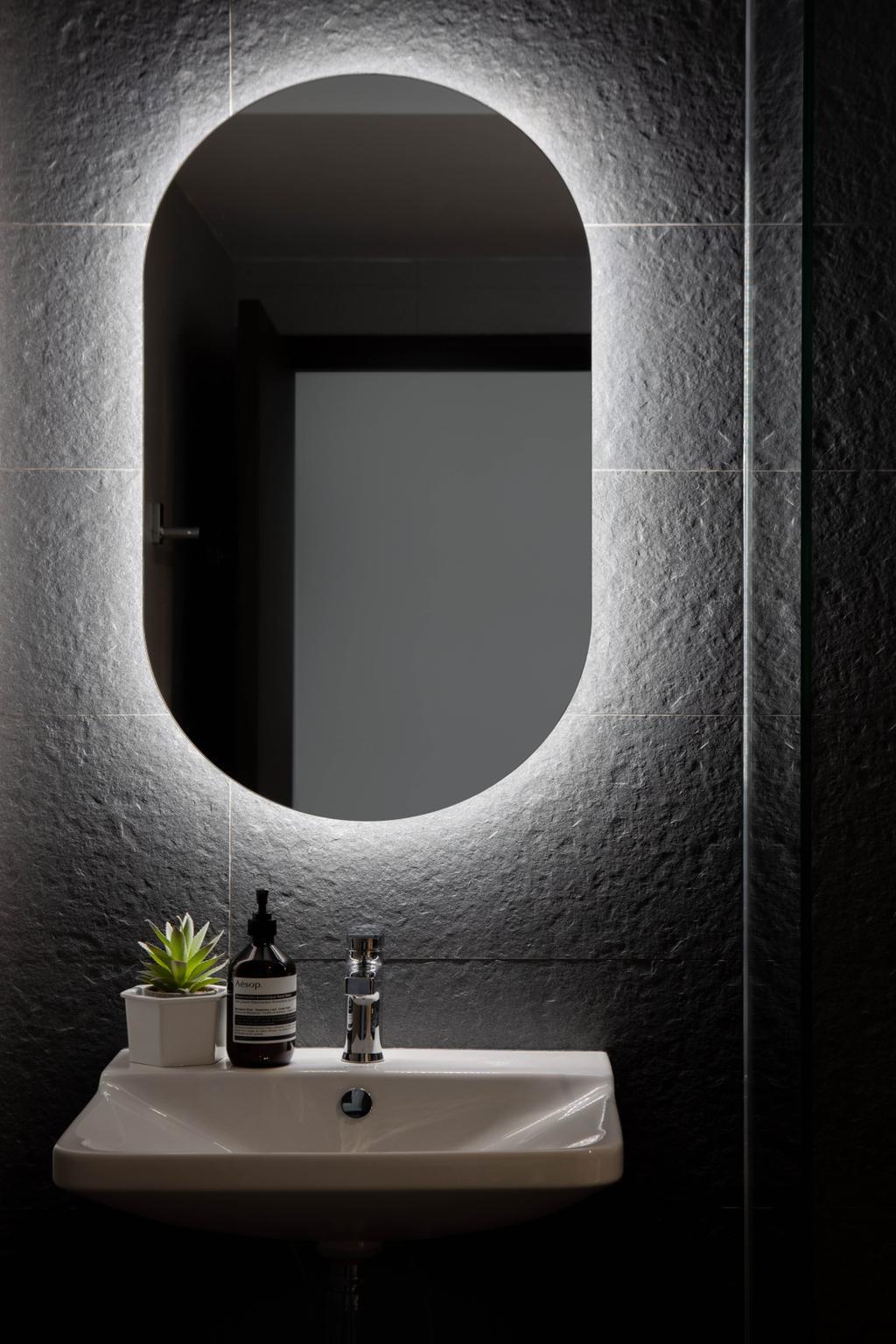 Modern, Condo, Bathroom, Central View, Interior Designer, Authors • Interior & Styling, Contemporary