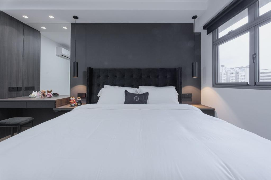 Contemporary, HDB, Kitchen, Tampines Street 61, Interior Designer, Todz'Terior, Scandinavian