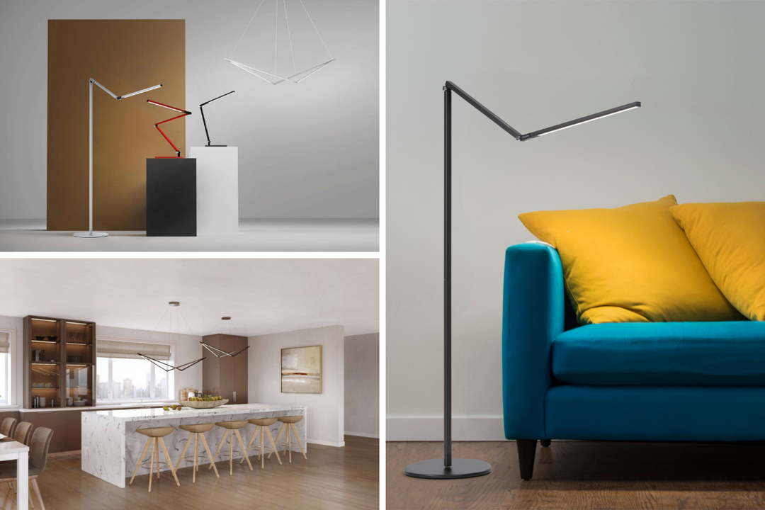 This LED Lamp Collection Serves up Function, Décor and Mood! 9
