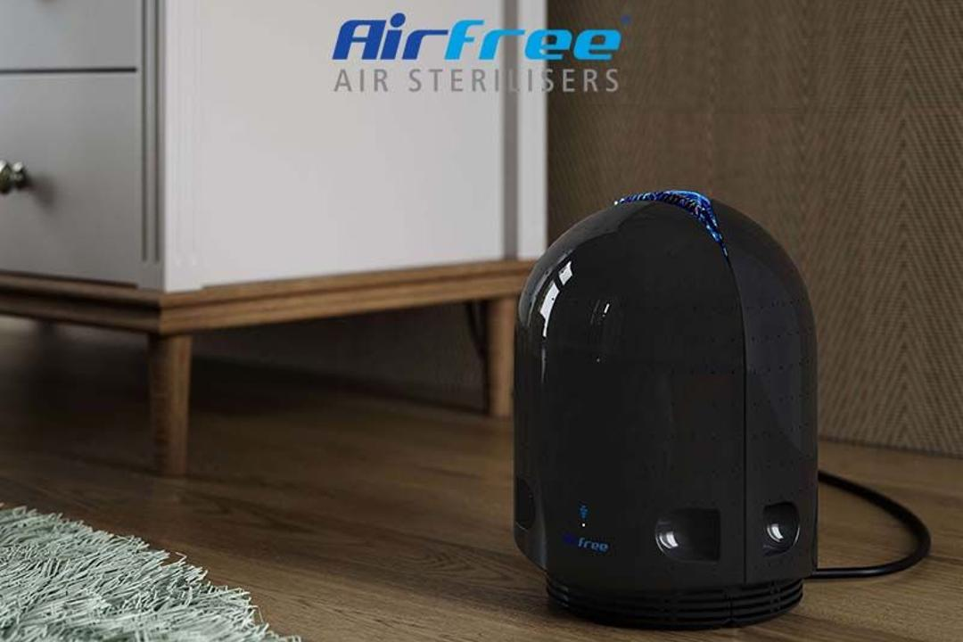 12% off all Airfree Air Sterilisers 1