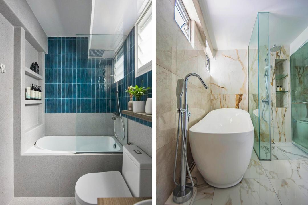 Found: 7 Hotel-Like HDB Bathrooms with Bathtubs 11