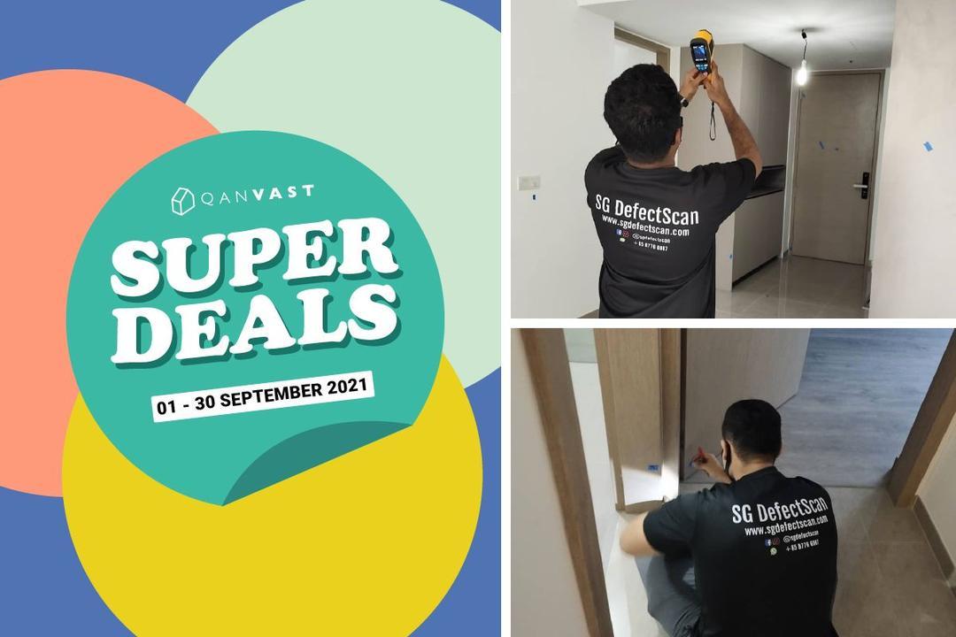 [Super Deals] 15% off a bundle of 5 defect inspections 1