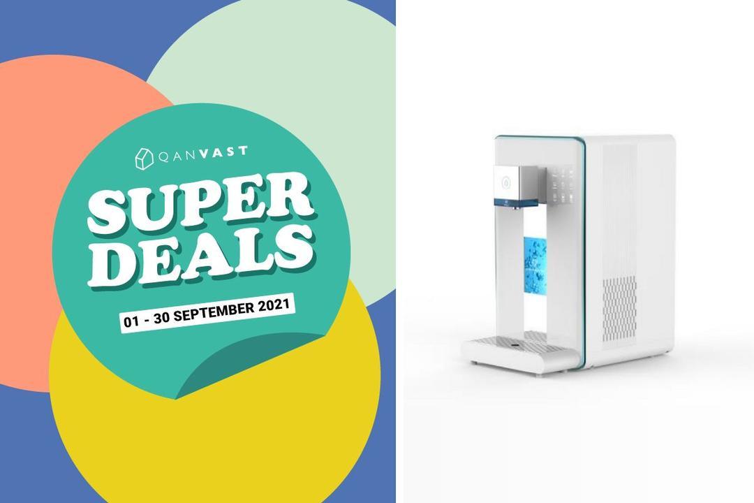 [Super Deals] 20% off water purifiers 1