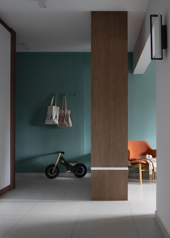 Scandinavian, HDB, Living Room, Sin Ming Avenue, Interior Designer, Authors • Interior & Styling, Contemporary