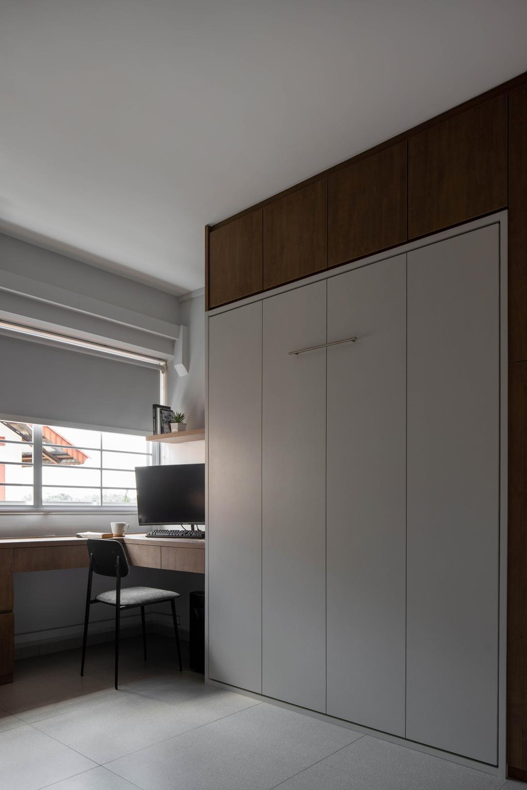 Scandinavian, HDB, Sin Ming Avenue, Interior Designer, Authors • Interior & Styling, Contemporary