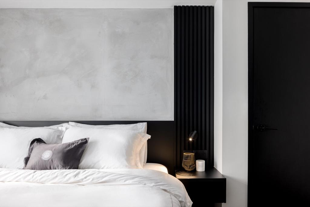 Contemporary, HDB, Northshore Drive, Interior Designer, The Local INN.terior 新家室