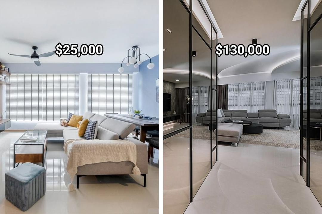 5-Room BTO Flat Renovations in Singapore: From $25K to $130K 37