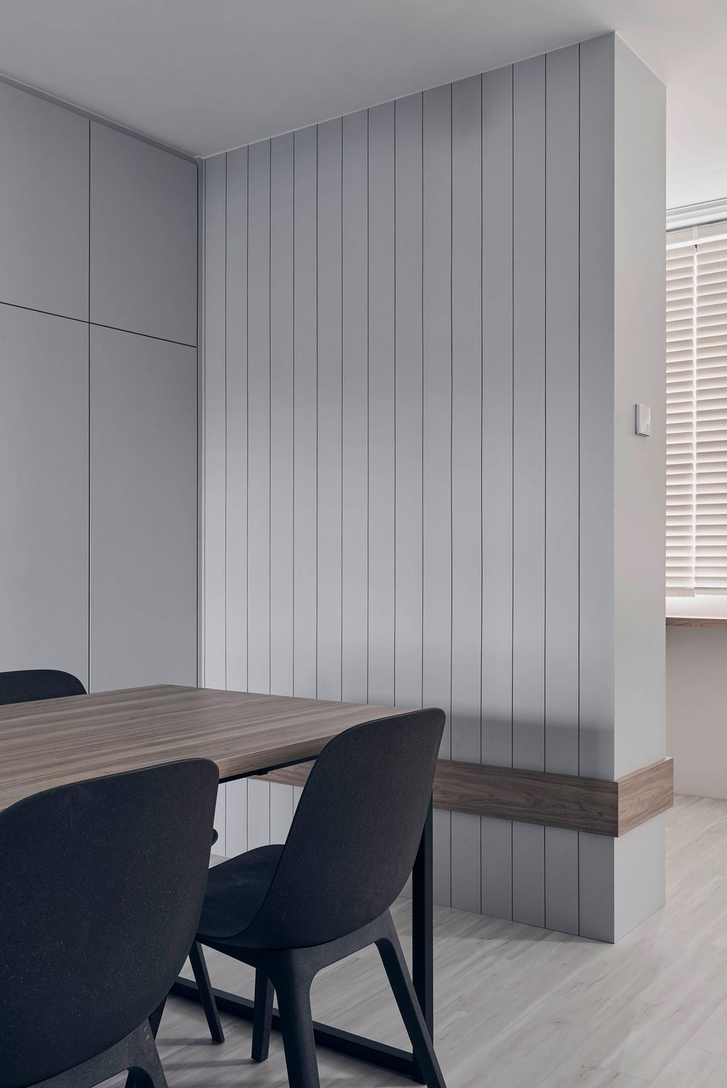 Contemporary, HDB, Dining Room, Hougang Street 91, Interior Designer, Charlotte's Carpentry