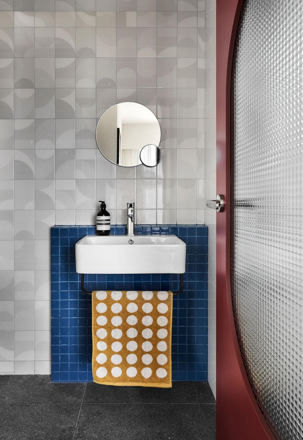 Contemporary, HDB, Bathroom, Dawson, Interior Designer, Happe Design Atelier, Eclectic