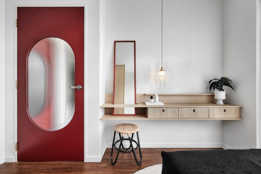 Contemporary, HDB, Dawson, Interior Designer, Happe Design Atelier, Eclectic