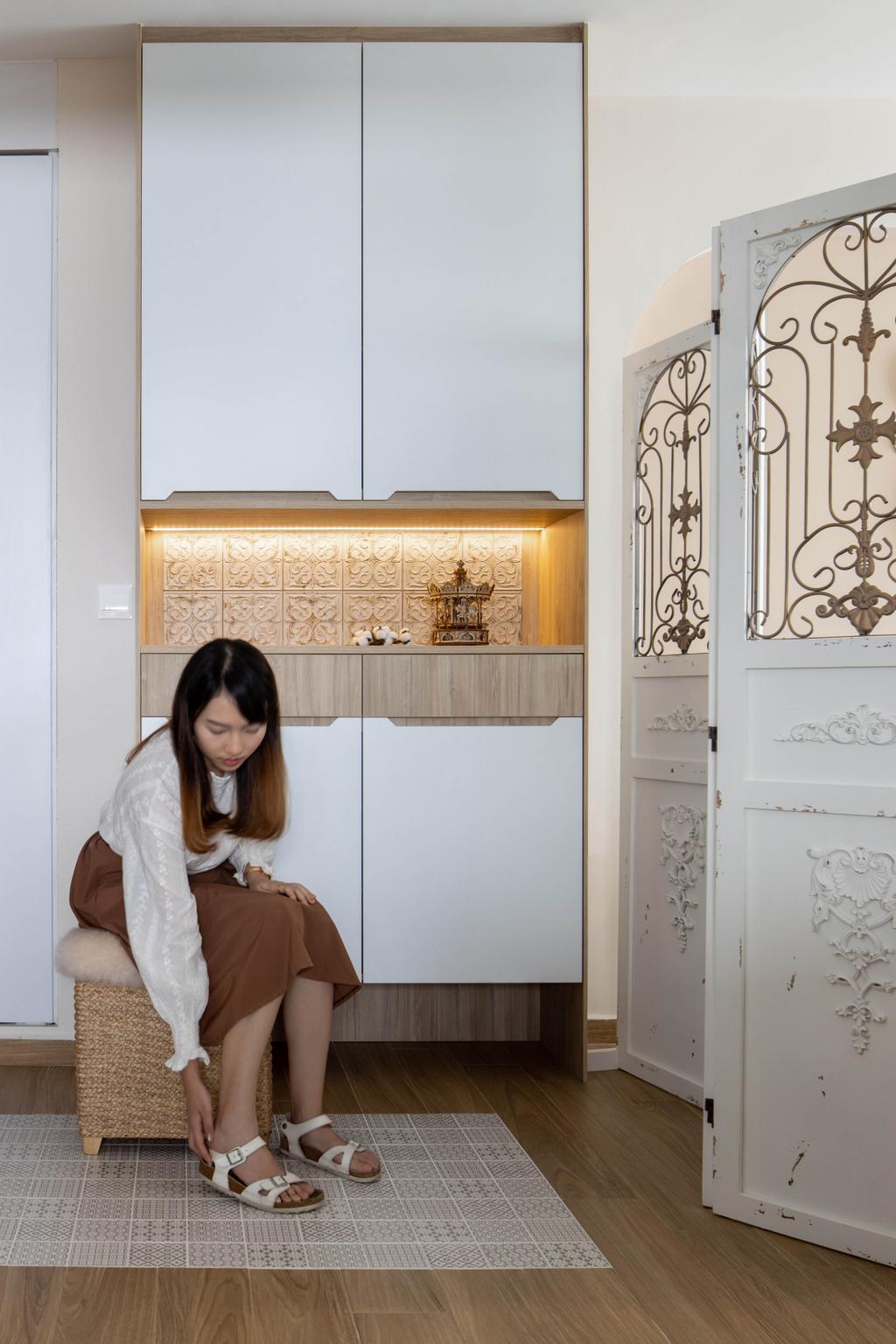 Scandinavian, HDB, Chai Chee Road, Interior Designer, A Blue Cube Design