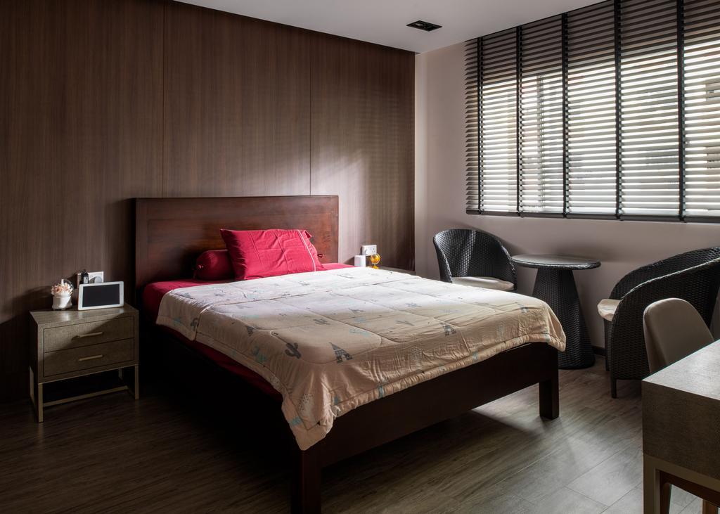 Contemporary, HDB, Bedroom, Hougang Avenue 1, Interior Designer, Mr Designer Studio