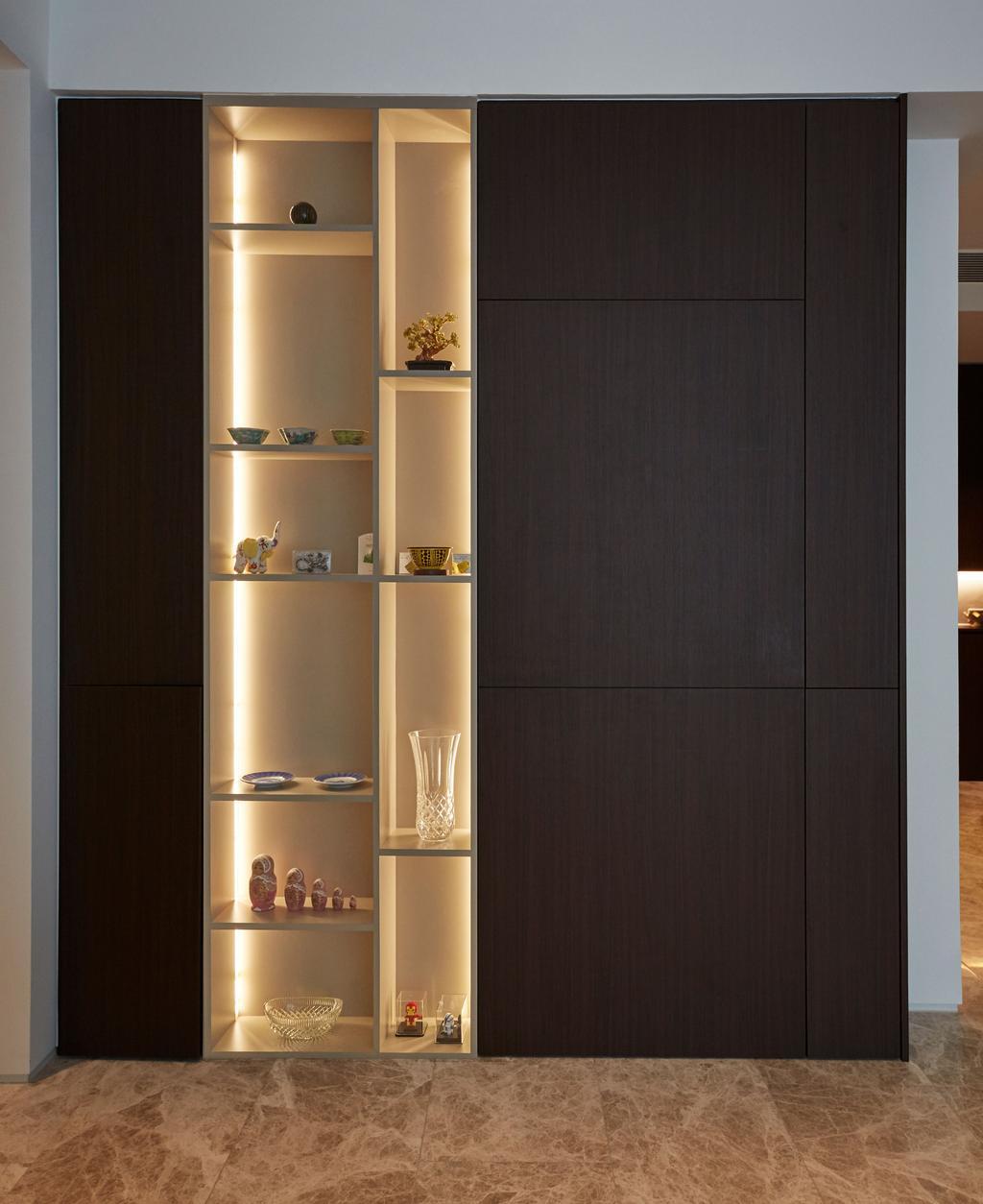Contemporary, Condo, Living Room, Corals At Keppel Bay, Interior Designer, PRDT Interiors