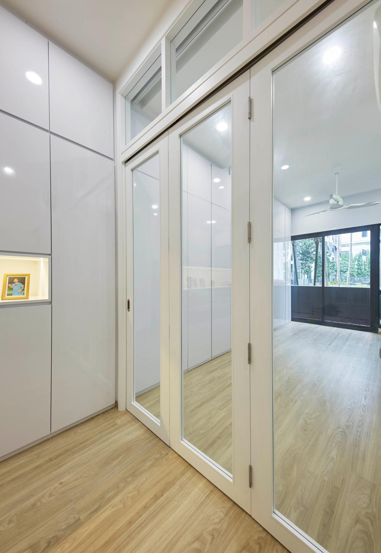 Minimalist, Condo, River Place, Interior Designer, PRDT Interiors, Contemporary