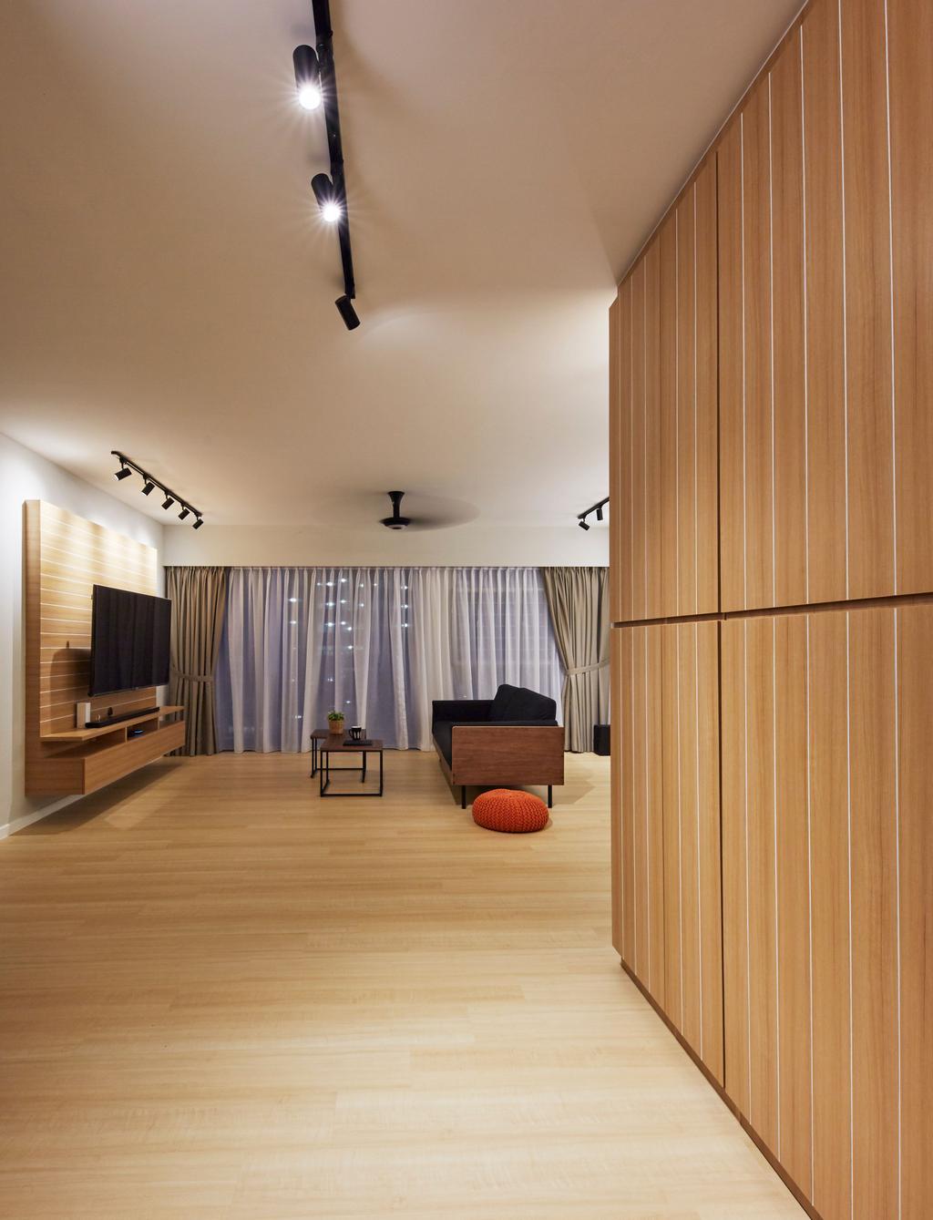 Scandinavian, HDB, Edgedale Plains, Interior Designer, PRDT Interiors, Contemporary