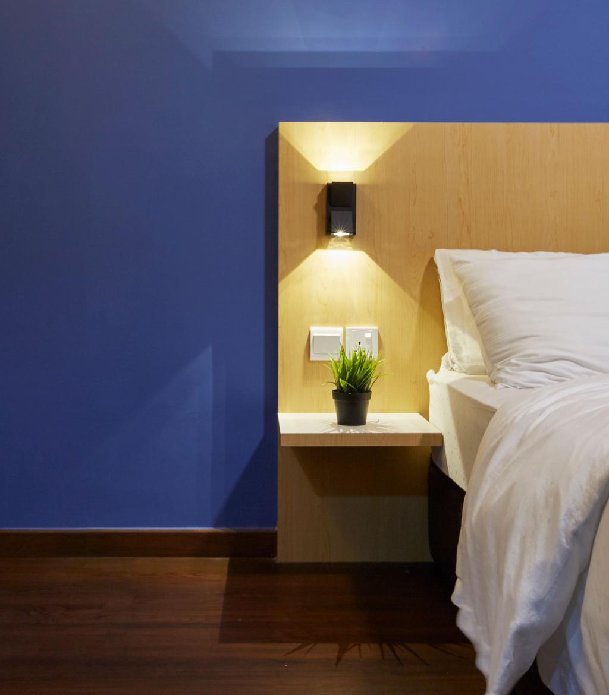 Scandinavian, HDB, Bedroom, Edgedale Plains, Interior Designer, PRDT Interiors, Contemporary