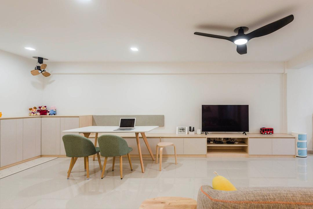 Tampines Street 86 by Archive Design