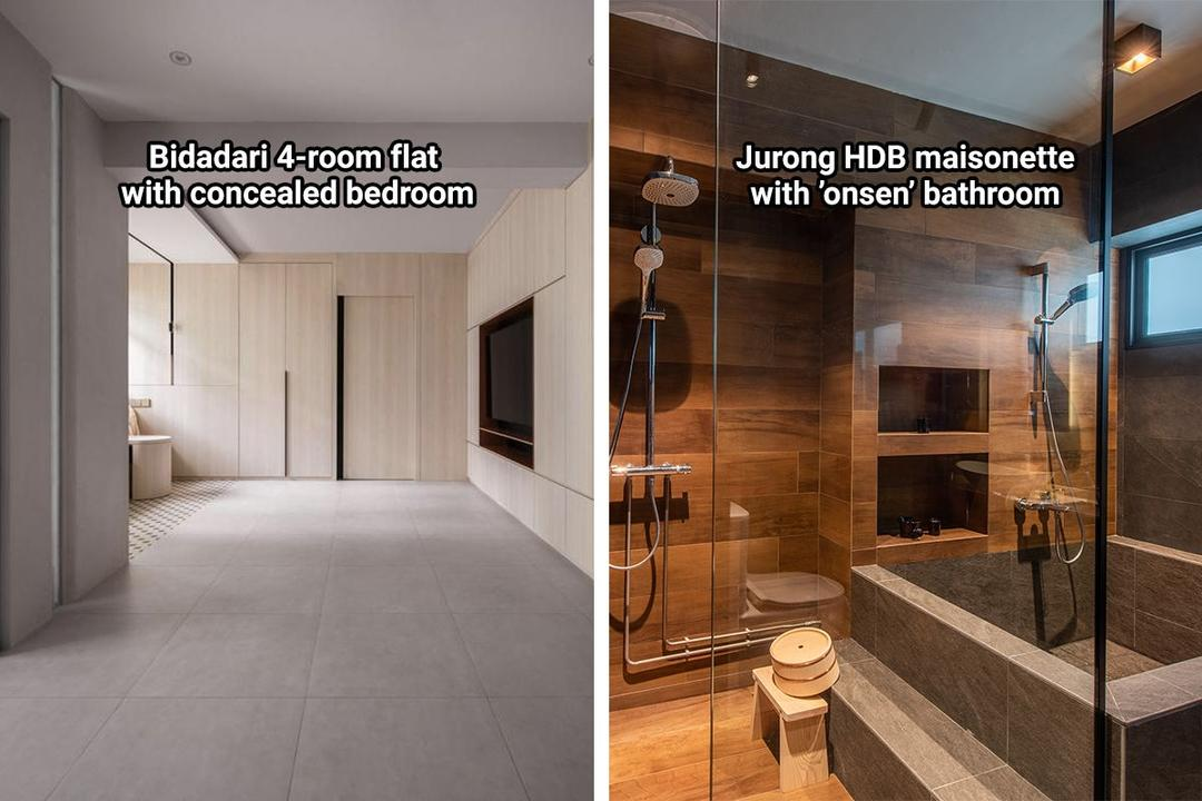 6 Out-of-the-Box HDB Flats with Tweaked Layouts and Rooms 33