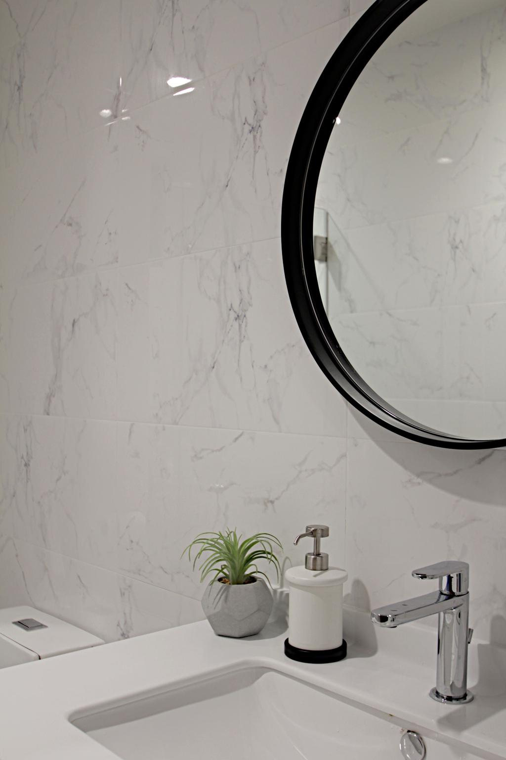 Modern, Condo, Bathroom, The Quintet, Interior Designer, Mesh Room Design