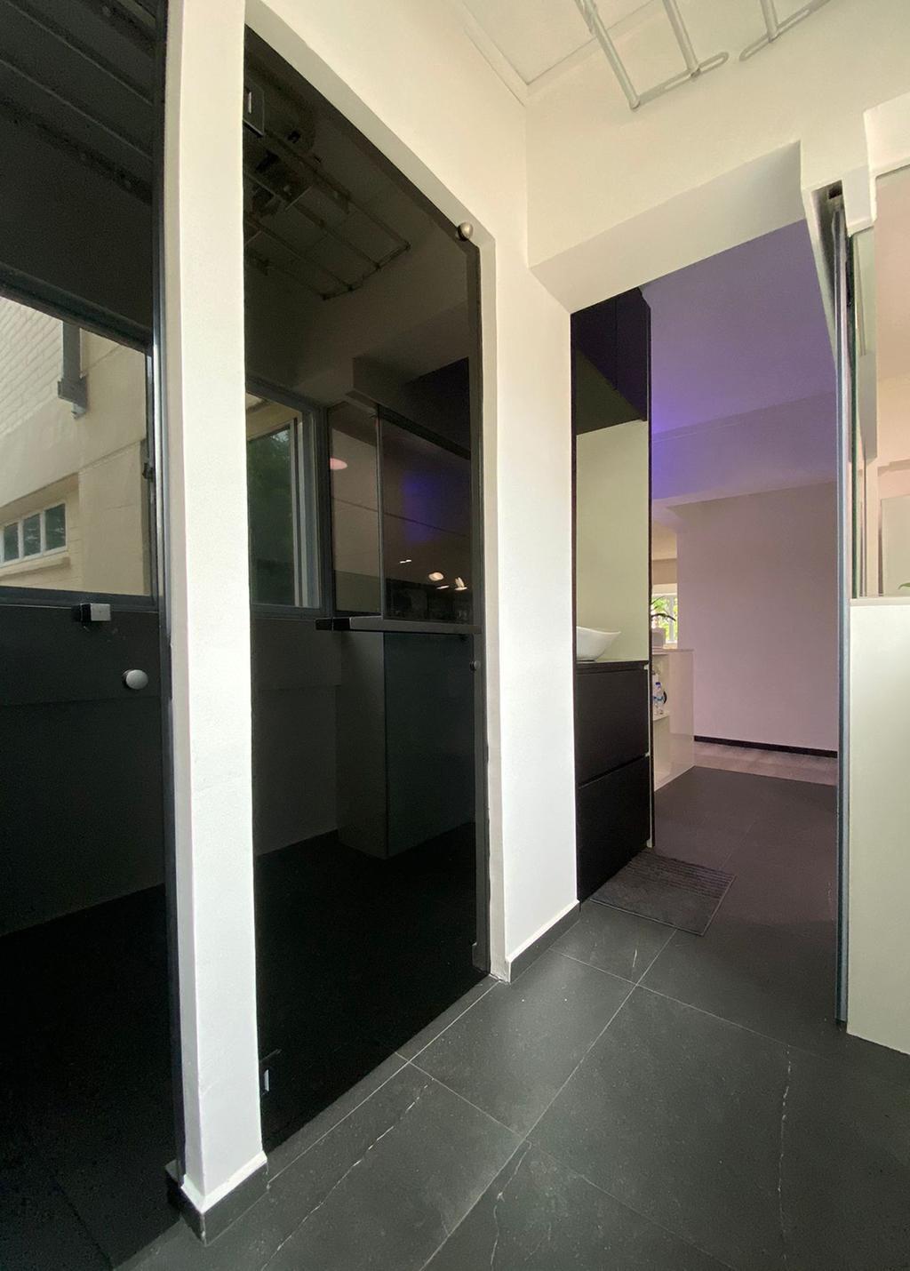 Modern, HDB, Kitchen, Serangoon Avenue 2, Interior Designer, Yonder