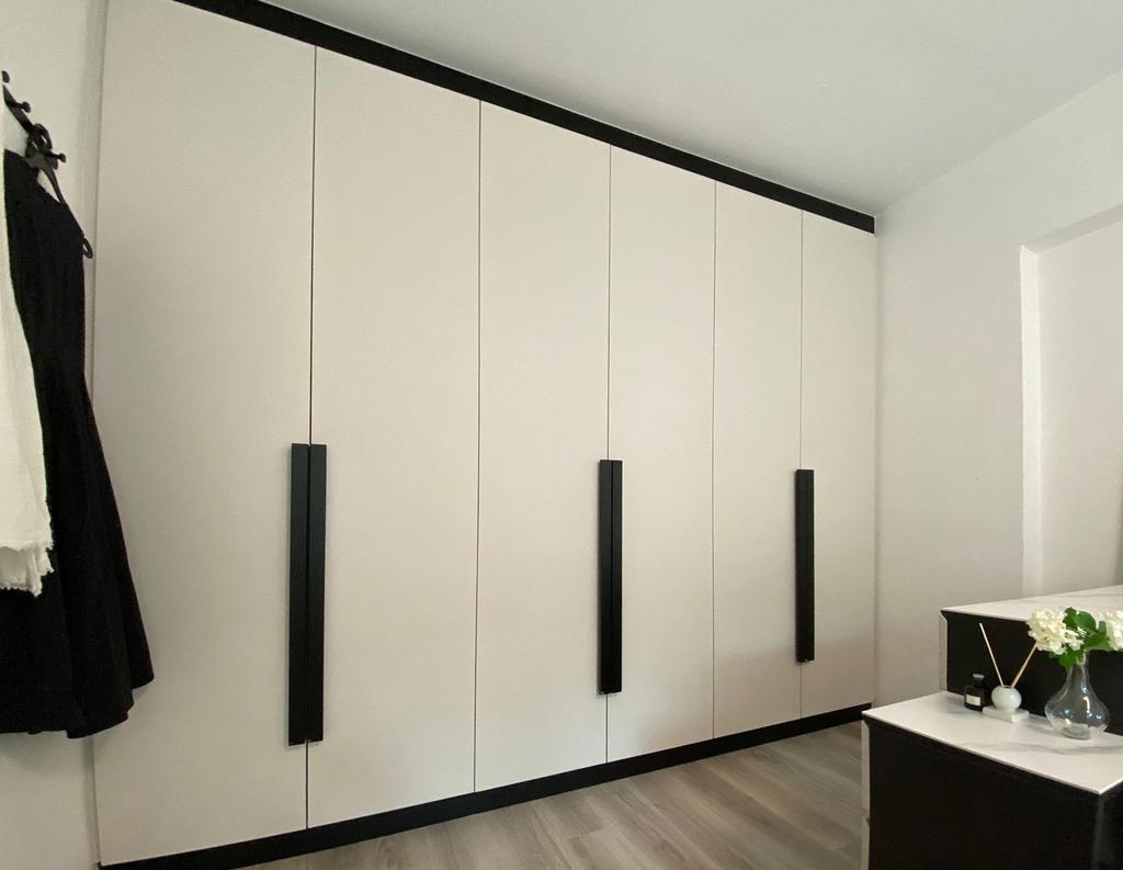 Modern, HDB, Bedroom, Serangoon Avenue 2, Interior Designer, Yonder
