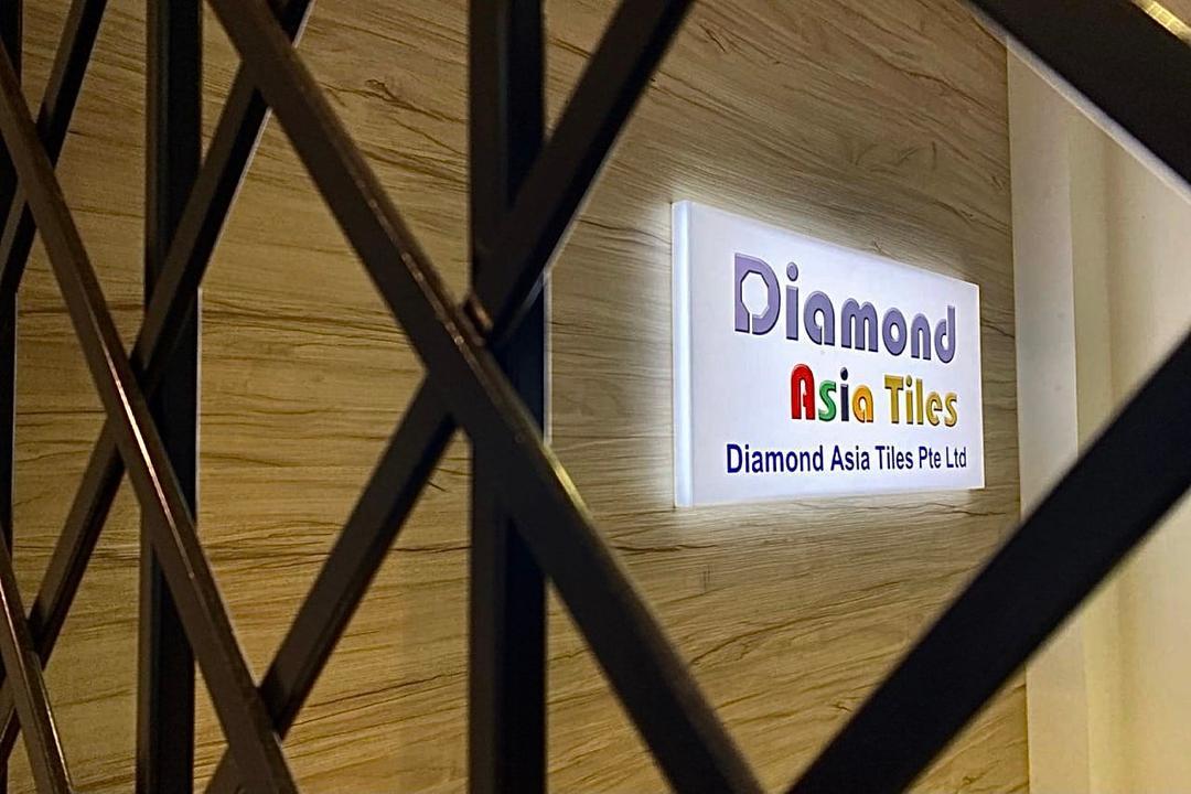 Diamond Asia Tiles