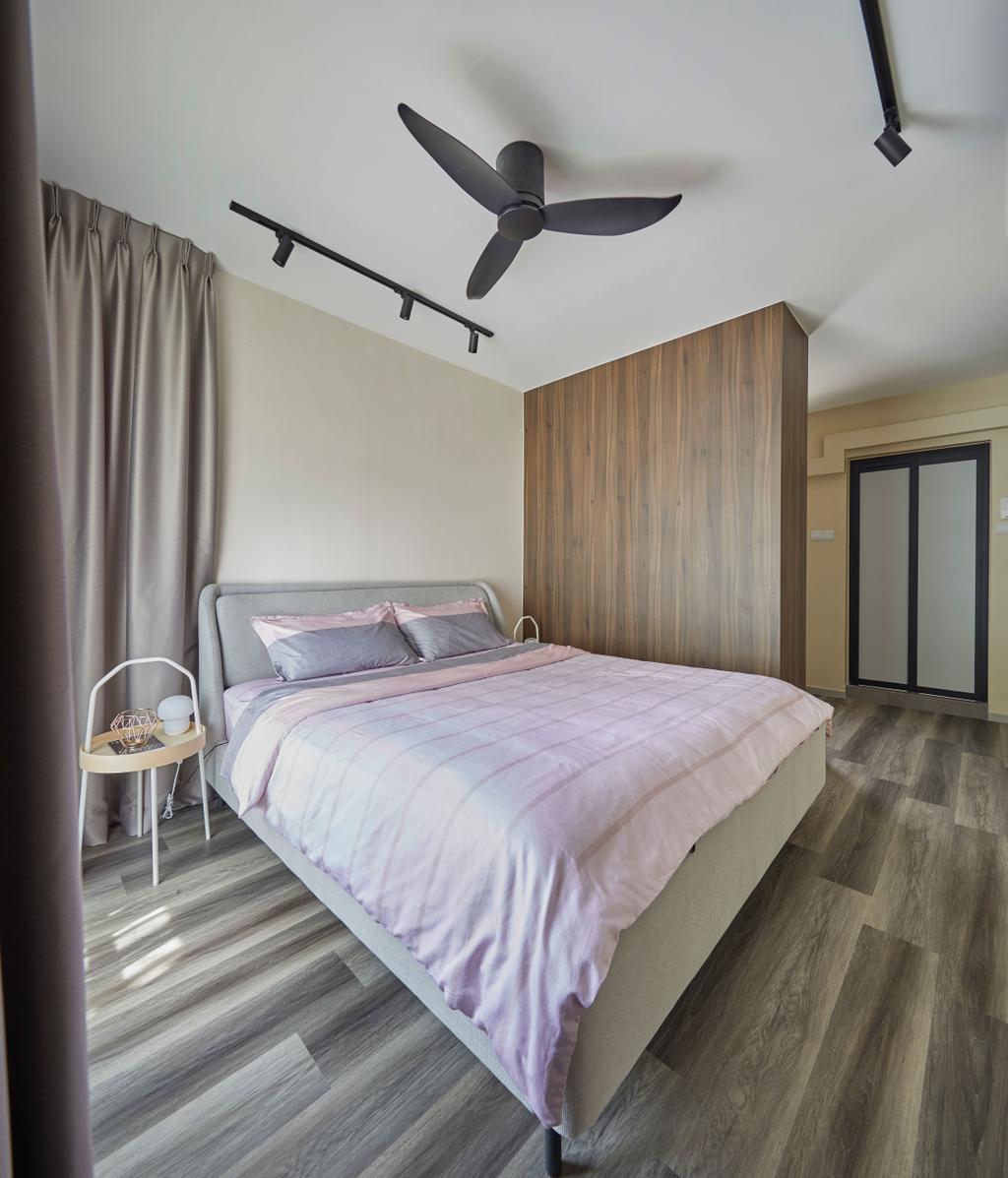 Contemporary, HDB, Bedroom, Bukit Panjang Road, Interior Designer, Ultra Space Design