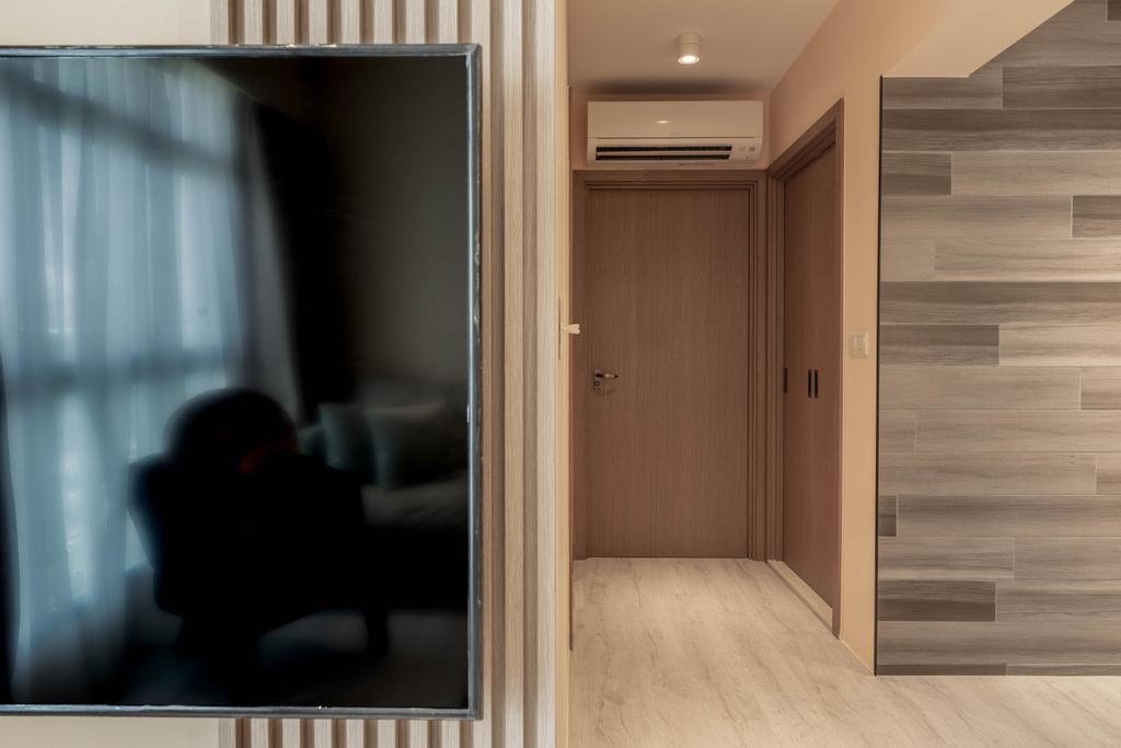 Modern, HDB, Northshore Drive, Interior Designer, Builders Plus, Contemporary