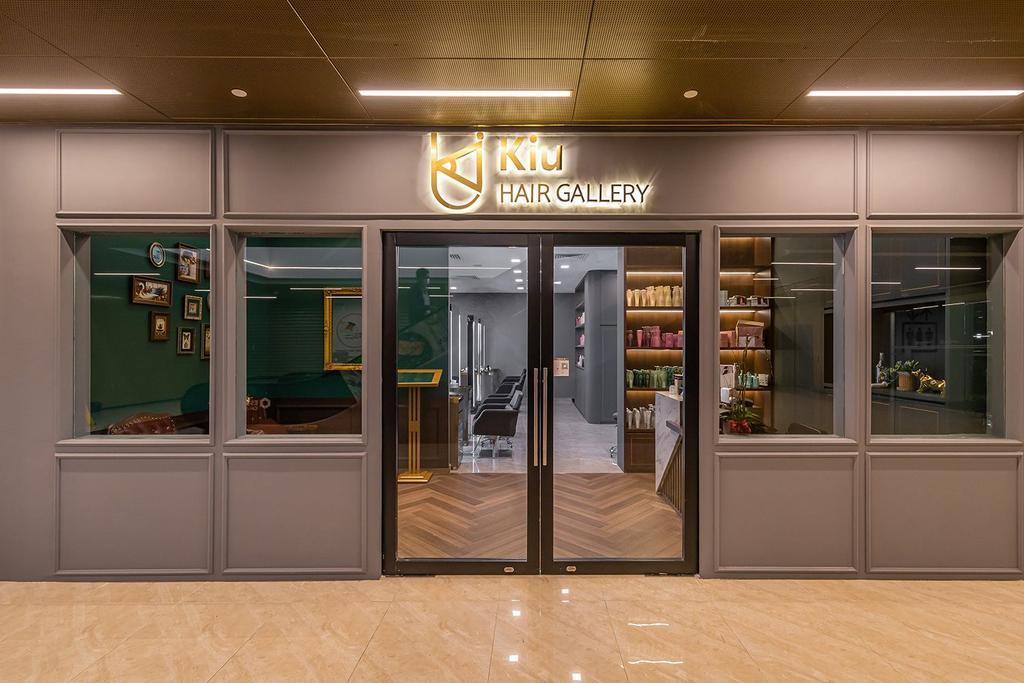 Kiu Hair Gallery, Commercial, Interior Designer, Noble Interior Design, Eclectic