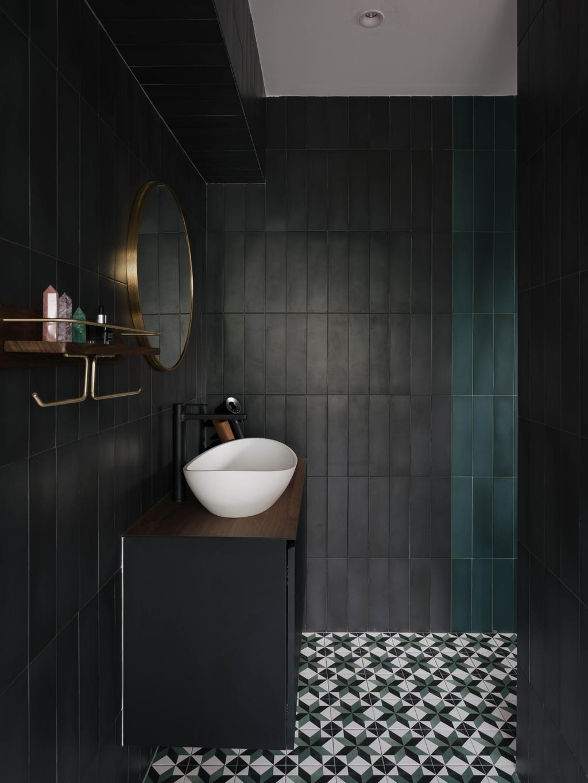 Modern, HDB, Bathroom, Redhill Lane, Interior Designer, ChengYi Interior Design, Contemporary