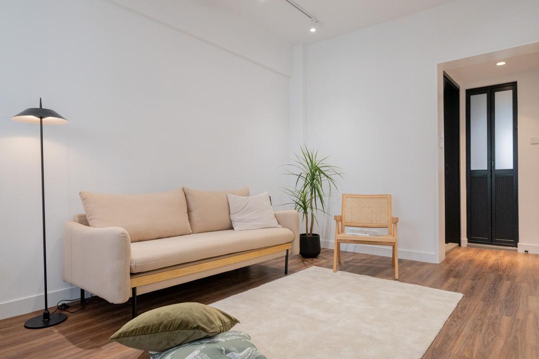 Aberdeen Street (PMQ), B.R.G. Interior Design, 簡約, 私家樓