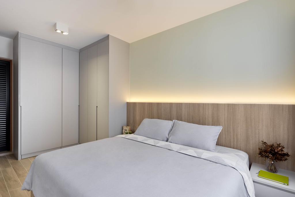 Contemporary, HDB, Bedroom, Ang Mo Kio Street 23, Interior Designer, Charlotte's Carpentry