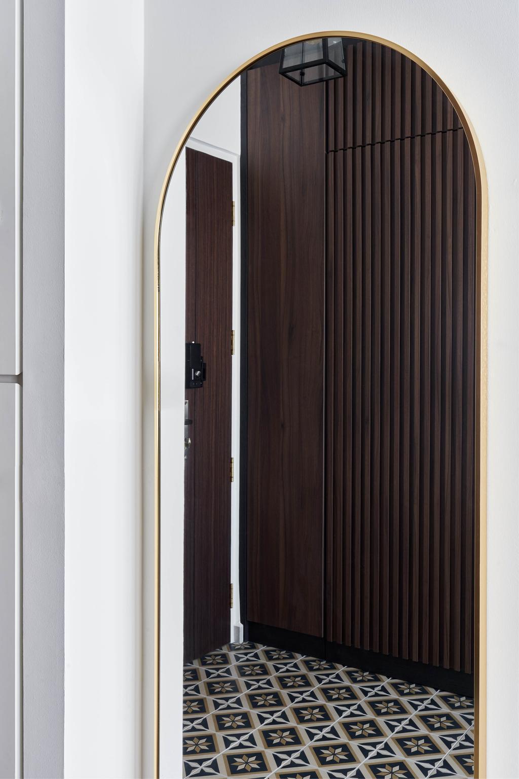 Contemporary, HDB, Ang Mo Kio Street 23, Interior Designer, Charlotte's Carpentry