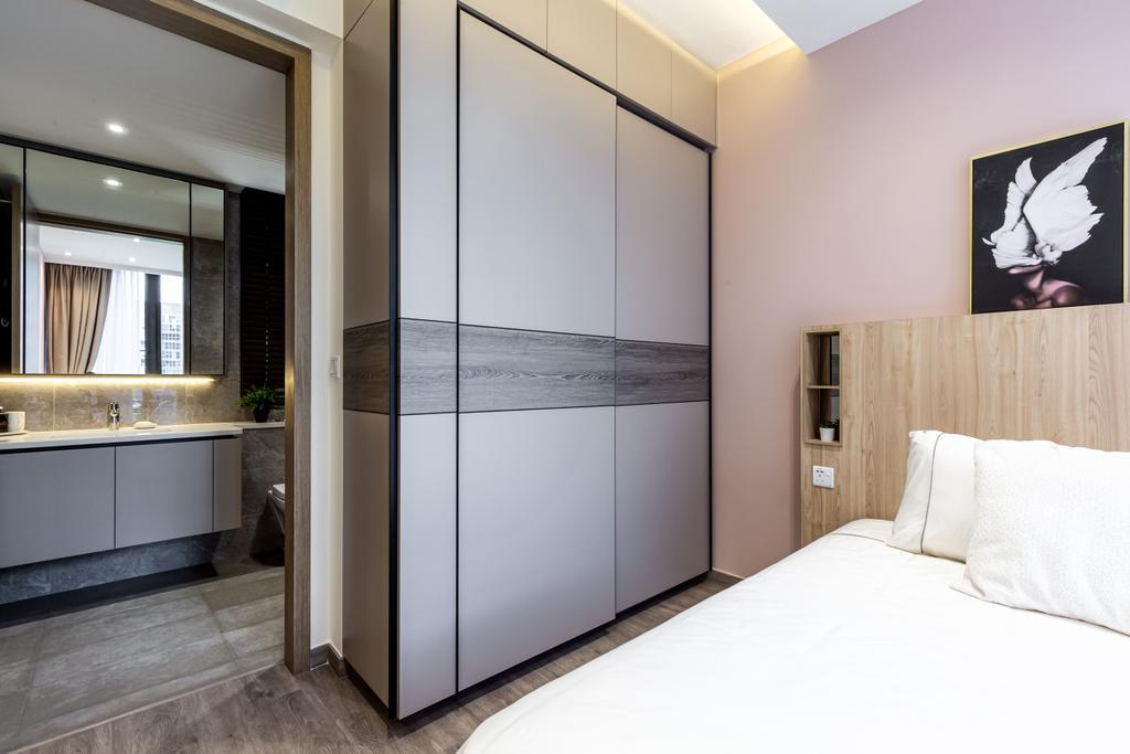 Contemporary, Condo, Bedroom, The Tapestry, Interior Designer, Posh Home, Scandinavian