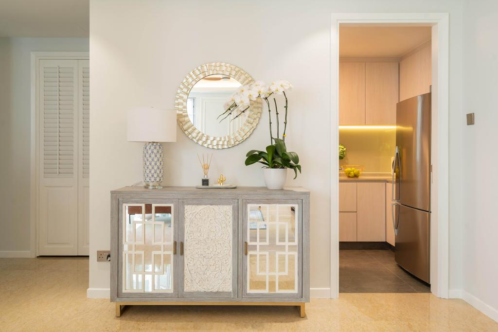 Modern, Condo, Kitchen, Caribbean at Keppel Bay, Interior Designer, The Makers Design Studio