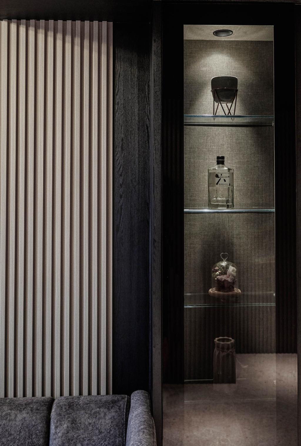 Contemporary, Condo, Living Room, Rivertrees Residences, Interior Designer, MET Interior