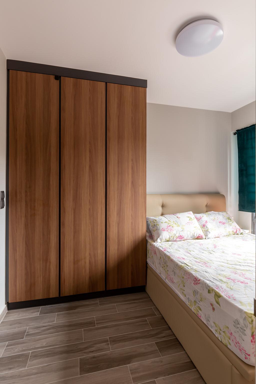 Contemporary, HDB, Bedroom, Skyparc @ Dawson, Interior Designer, Sozo Concept Studio