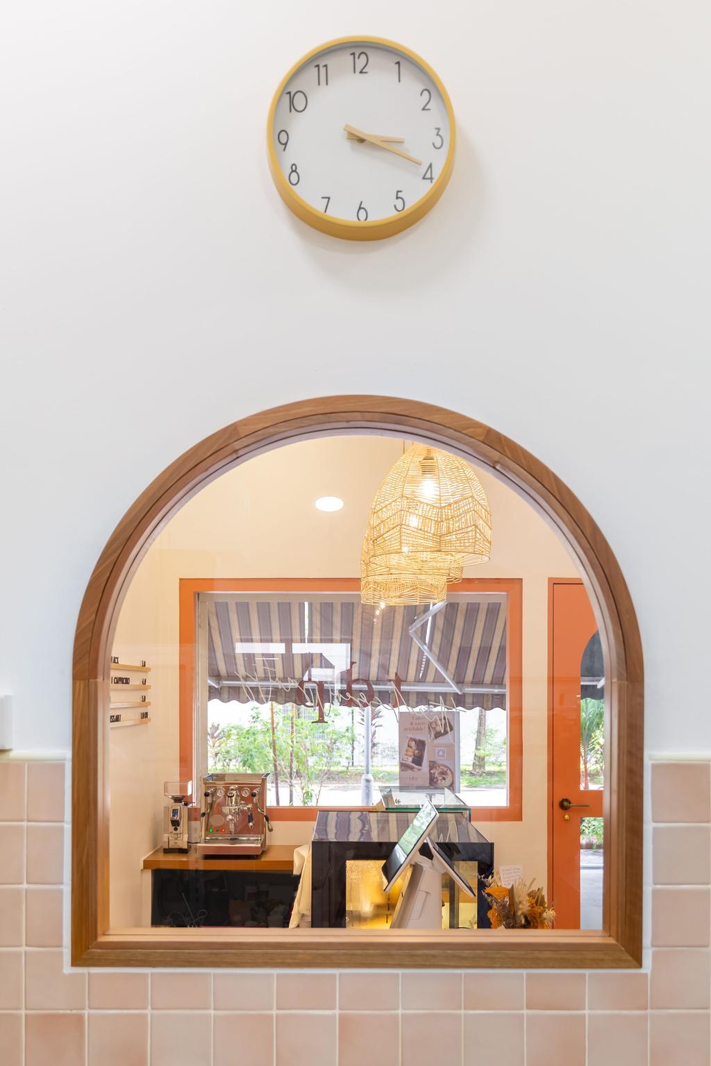 Tampines Street 41, Commercial, Interior Designer, Atum Interior, Eclectic, Vintage