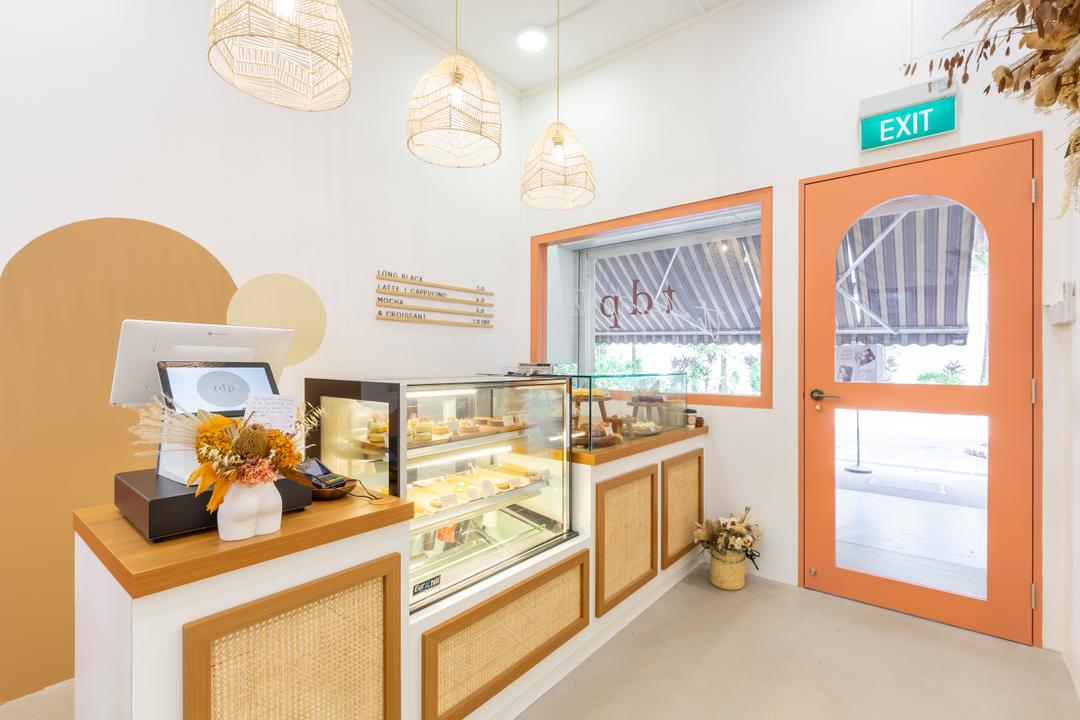 Tampines Street 41, Atum Interior, Eclectic, Vintage, Commercial