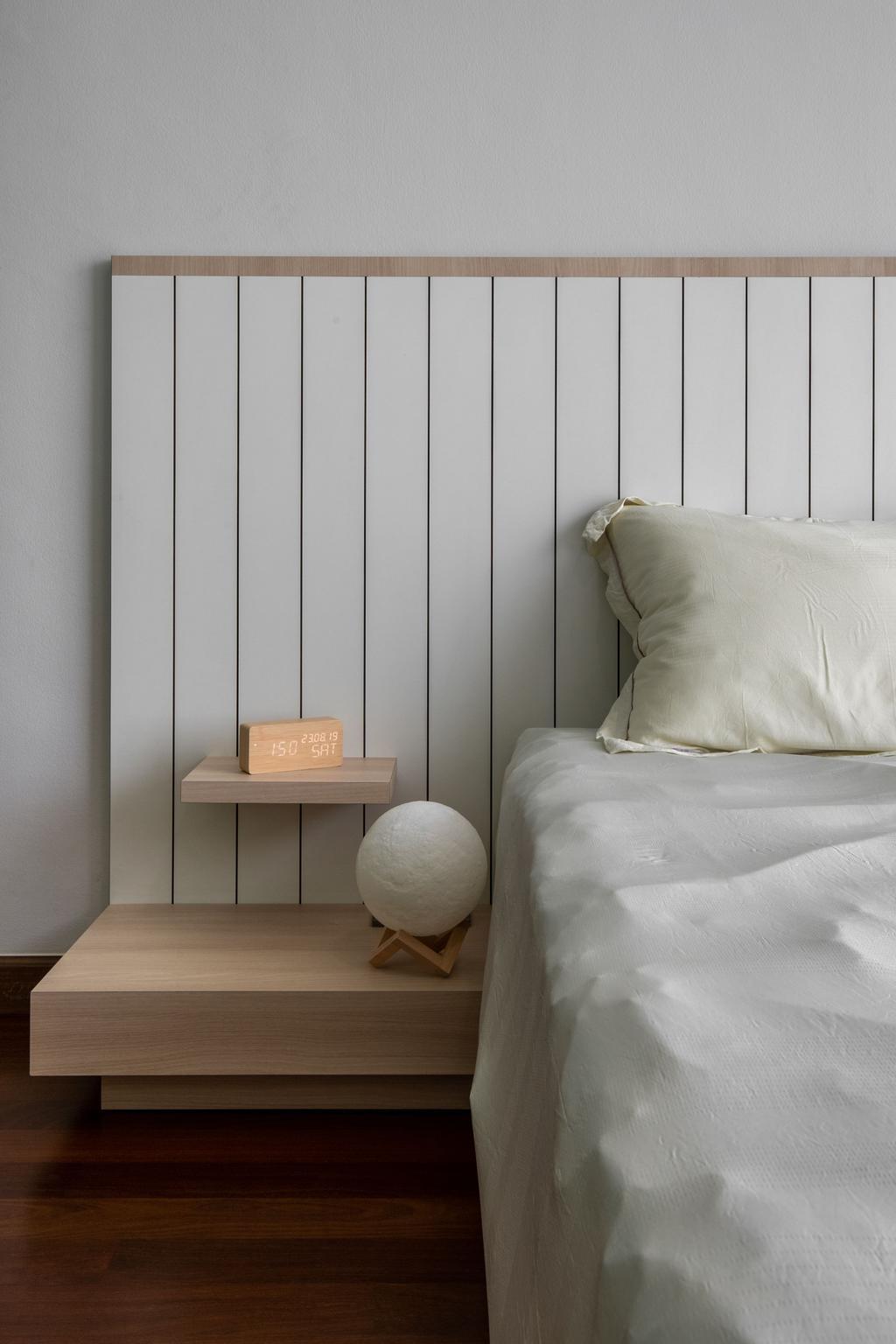 Contemporary, Condo, Bedroom, Thomson 800, Interior Designer, Atum Interior